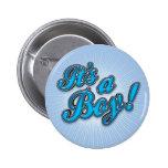 its a boy button