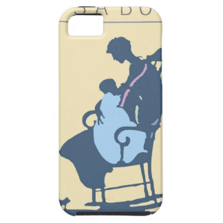 <It's a Boy> by Steve Collier iPhone 5 Cases