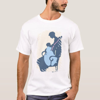 <It's a Boy> by Steve Collier T-Shirt