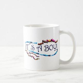 Its a Boy Coffee Mug