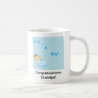 It's A Boy Coffee Mug