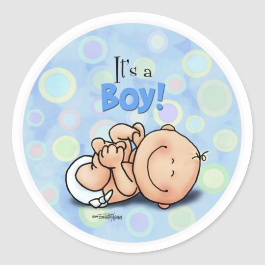 its a boy congratulations stickers zazzlecom
