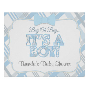 Baby Shower Ideas Posters Zazzle