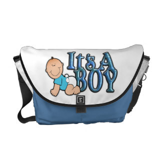 It 39 S A Boy Diaper Bag With Baby