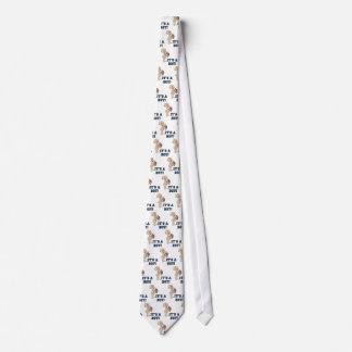 It's A Boy Football Tie