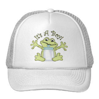 It's A Boy Mesh Hat