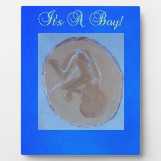 It's A Boy.jpg Plaques