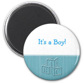 It's a Boy! Refrigerator Magnets