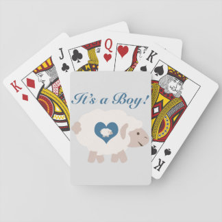 It's a Boy! Mama Sheep Deck Of Cards