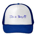 Its a Boy!! Mesh Hat