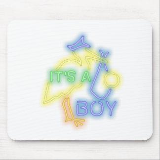 It's A Boy Mouse Pad