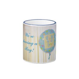 Its a Boy! Mugs