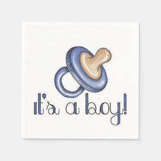 It's a Boy! Napkin