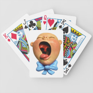 It's a Boy! Bicycle Playing Cards