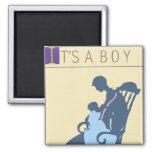 <It's a Boy> por el minero de Steve Imán