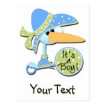 It's A Boy Post Card