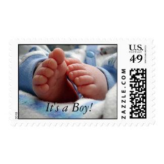 Its a Boy Postage