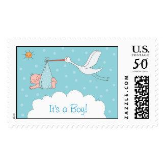 It's a Boy! Postage