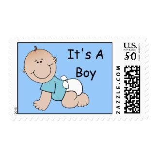 It's A Boy Postage