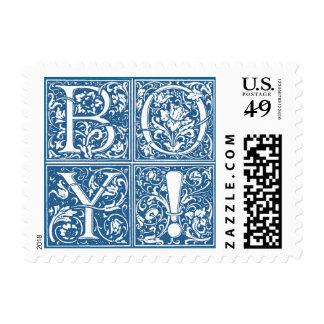 It's a Boy! Stamps