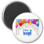 It's a boy! refrigerator magnet