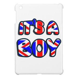 It's a Boy Royal baby iPad Mini Covers