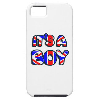 It's a Boy Royal baby iPhone 5 Cases