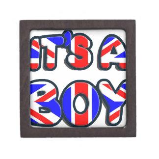 It's a Boy Royal baby Premium Gift Boxes
