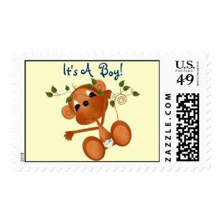 It's A Boy! Stamp