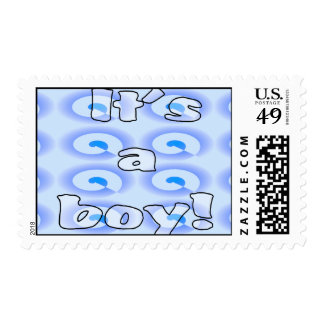 It's a Boy! Stamps