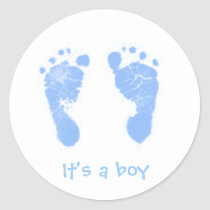 It's a boy! - sticker