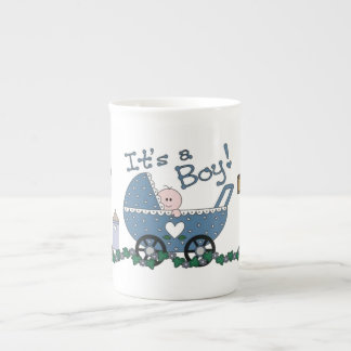 It's A Boy SunShine Tea Cup