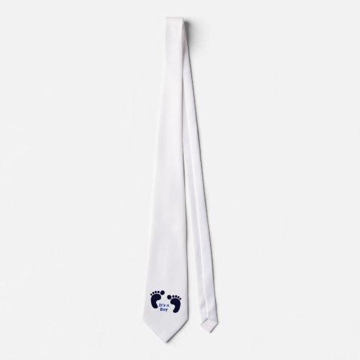 its a boy tie