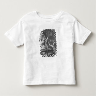 It's a boy toddler t-shirt