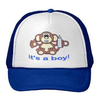 Its A BOY! Trucker Hat