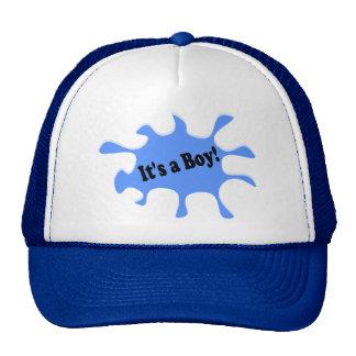 It's A Boy Trucker Hat