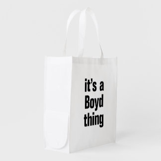 its a boyd thing market tote