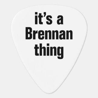 its a brennan thing pick