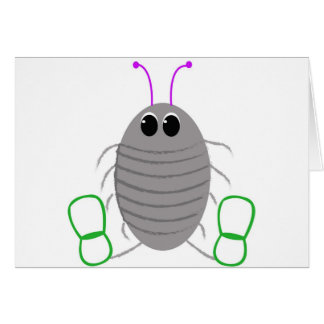 It's a bugs life - Being bugging Card
