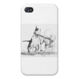 It's A Bull Terrier Thing! Cover For iPhone 4