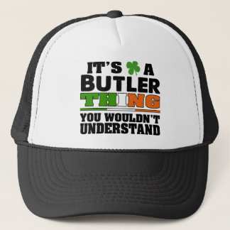 It's a Butler Thing You Wouldn't Understand. Trucker Hat