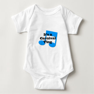 Its A Carnival Thang Baby Bodysuit