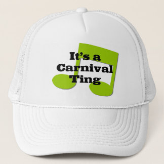 Its A Carnival Thang Trucker Hat