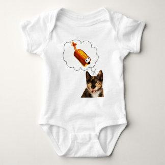 It's a CAT eat DOG world! Tee Shirt