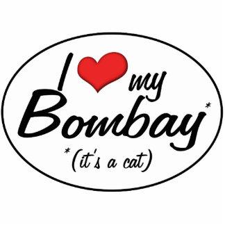 It's a Cat! I Love My Bombay Photo Cutout