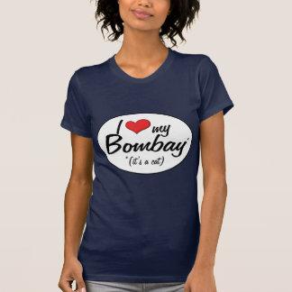 It's a Cat! I Love My Bombay Tee Shirt