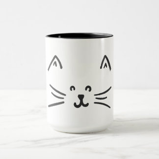 It's a cat! mug