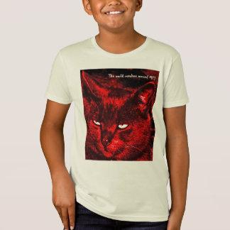 It's a cats world... T-Shirt