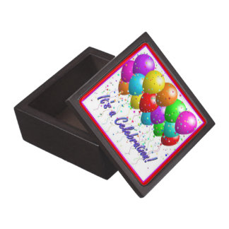 It's a Celebration! Keepsake Box
