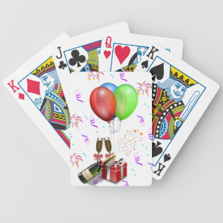 It's a Celebration Bicycle Playing Cards